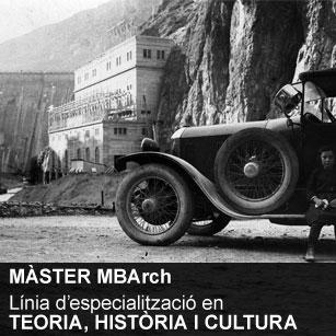 Màster MBArch