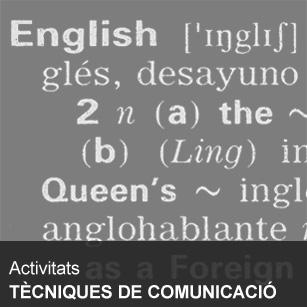 Tècniques comunicació